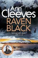 Cover for Raven Black by Ann Cleeves