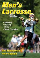 Men's Lacrosse by Don Zimmerman, Peter England