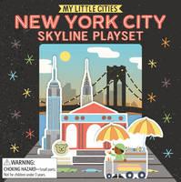 My Little Cities: New York City Skyline Playset by Jennifer Adams