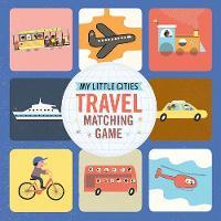 Travel Matching Game My Little Cities by Jennifer Adams