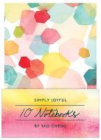Simply Joyful: 10 Notebooks by Yao Cheng