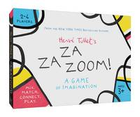 Herve Tullet's Zazazoom!: A Game of Imagination Mix. Match. Connect. Play. by Herve Tullet