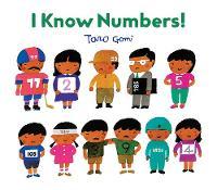 I Know Numbers! by Taro Gomi