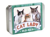 Cat Lady Old Maid by Megan Lynn Kott
