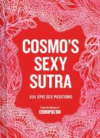 Cosmo's Sexy Sutra 101 Epic Sex Positions by Chronicle Books