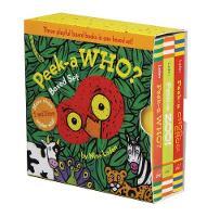 Peek-a Who? Boxed Set by Nina Laden
