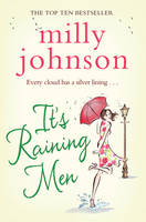 Cover for It's Raining Men by Milly Johnson