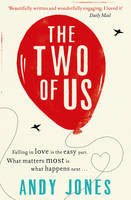 Cover for The Two of Us by Andy Jones