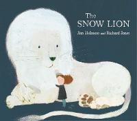 The Snow Lion by Jim Helmore, Jones