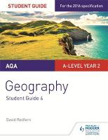 AQA A-level Geography Student Guide 4: Geographical Skills and Fieldwork by David Redfern