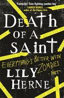 Cover for Death of a Saint by Lily Herne