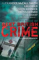 Cover for Mammoth Book of Best British Crime 11 by Maxim Jakubowski