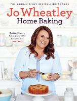 Cover for Home Baking by Jo Wheatley