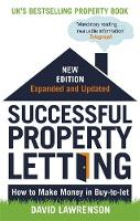 Successful Property Letting How to Make Money in Buy-to-Let by David Lawrenson