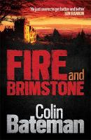Cover for Fire and Brimstone by Colin Bateman
