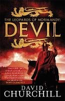 Cover for The Leopards of Normandy: Devil by David Churchill