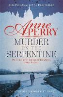 Murder on the Serpentine Thomas Pitt Mystery 32 by Anne Perry