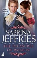 The Pleasures of Passion: Sinful Suitors 4 by Sabrina Jeffries