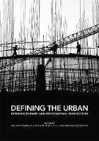 Defining the Urban Interdisciplinary and Professional Perspectives by Deljana Iossifova