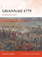 Savannah 1779 The British turn south by Scott Martin, Bernard F. Harris