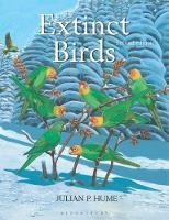 Extinct Birds by Julian P. Hume