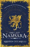 The Last Namsara Iskari Book One by Kristen Ciccarelli