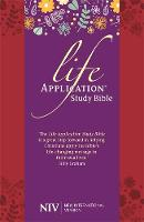 NIV Life Application Study Bible (Anglicised) Soft-tone by New International Version