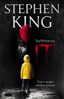 It film tie-in edition of Stephen King's IT by Stephen King
