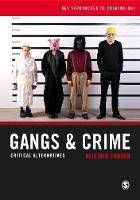 Gangs & Crime Critical Alternatives by Alistair Fraser