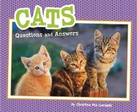 Cats Questions and Answers by Christina Mia Gardeski