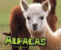 Alpacas by Michelle M. Hasselius