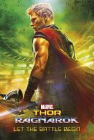 Marvel Thor Ragnarok Let the Battle Begin by Parragon Books Ltd