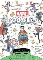Marvel Doodles by Parragon Books Ltd