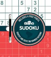 Sudoku Identify and Solve the Number Patterns by Parragon Books Ltd