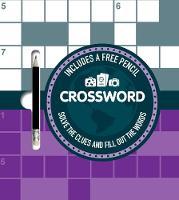 Crossword Over 600 Teasing Puzzles by Parragon Books Ltd