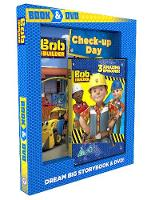 Bob the Builder Book and DVD Dream Big Storybook & DVD! by Parragon Books Ltd