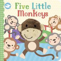 Little Learners Five Little Monkeys by Sarah Ward