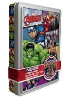 Marvel Avengers Happy Tin by Parragon Books Ltd