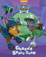 Nickelodeon PAW Patrol Chase's Space Case by Parragon Books Ltd