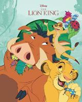 Disney The Lion King by Parragon Books Ltd