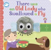 Little Learners There Was an Old Lady Who Swallowed a Fly by Parragon Books Ltd