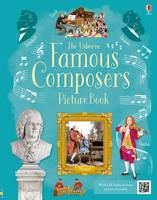 Famous Composers Picture Book by Anthony Marks