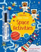 Wipe-Clean Space Activities by Kirsteen Robson