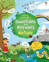 Lift-The-Flap Questions and Answers about Nature by Katie Daynes