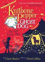Knitbone Pepper (2) - The Last Circus Tiger by Claire Barker