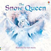 Snow Queen Board Book by Lesley Sims