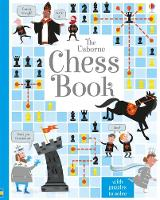 Chess Book by Lucy Bowman