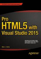 Pro HTML5 with Visual Studio by Mark Collins