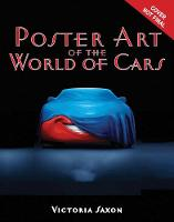 Poster Art Of The World Of Cars by Victoria Saxon