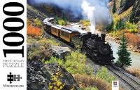 Durango & Silverton Railroad,Colorado,USA 1000 Piece Jigsaw by